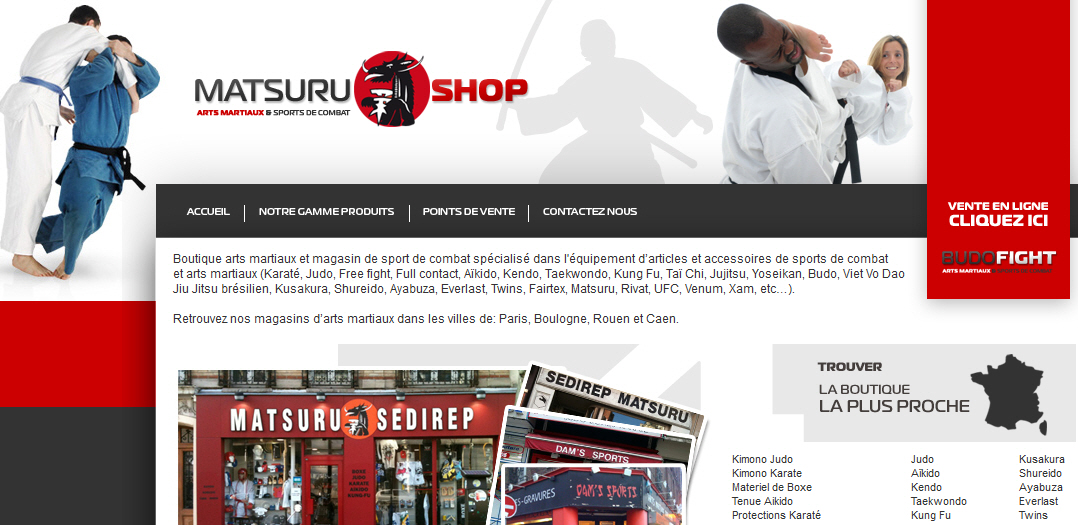 creer son site internet - creer sa boutique en ligne