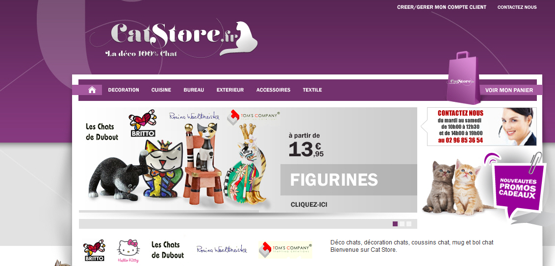 creer son site ecommerce - creer son site marchand