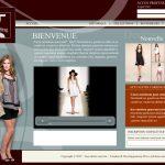 site internet - site boutique